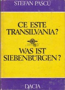 Ce este Transilvania? Was ist Siebenburgen?