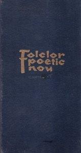 Folclor poetic nou