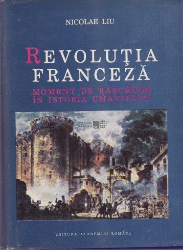 Nicolae Liu - Revolutia franceza