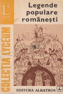 Legende populare romanesti