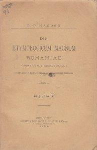 Din Etymologicum Magnum Romaniae