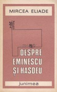Despre Eminescu si Hasdeu