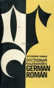 Dictionar frazeologic german-roman