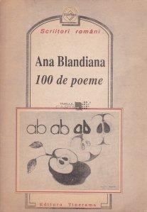 100 de poeme