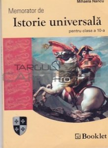 Memorator de istorie universala