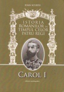 Istoria romanilor in timpul celor patru regi.