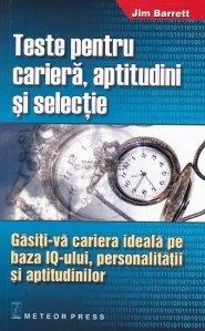Teste pentru cariera, Aptitudini Si Selectie