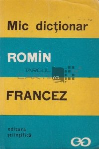 Mic dictionar romin-francez