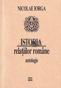 Istoria Relatiilor Romane