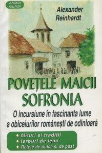 Povetele maicii Sofronia
