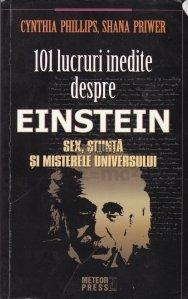 101 lucruri inedite despre Einstein