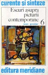 Eseuri asupra picturii contemporane