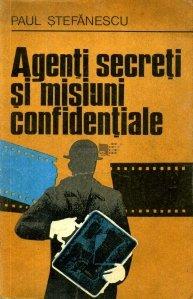 Agenti secreti si misiuni confidentiale
