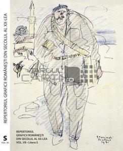 Repertoriul graficii romanesti din secolul al XX-lea