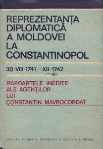Reprezentanta diplomatica a Moldovei la Constantinopol