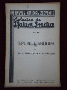 Iepurele angora