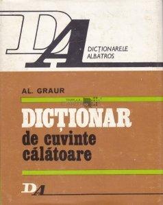 Dictionar de cuvinte calatoare