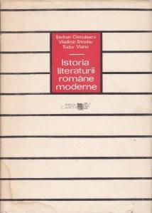 Istoria literaturii romane moderne
