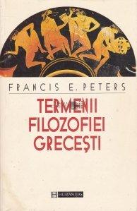 Termenii filozofiei grecesti