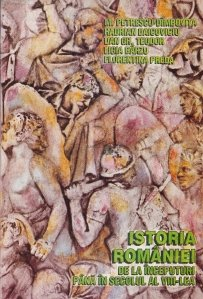 Istoria Romaniei de la inceputuri pana in secolul al VIII-lea