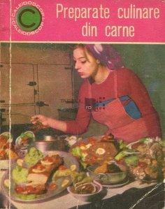Preparate culinare din carne