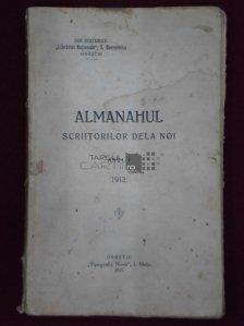 Almanahul scriitorilor dela noi