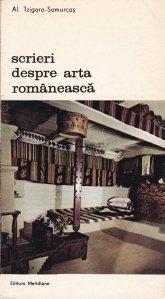 Scrieri despre arta romaneasca