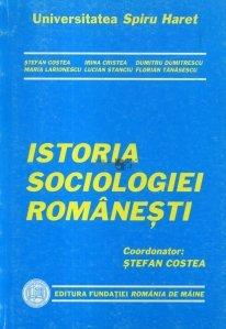 Istoria sociologiei romanesti