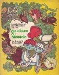Luna Betiluna si Dora Minodora intr-un giz-album cu pasarele