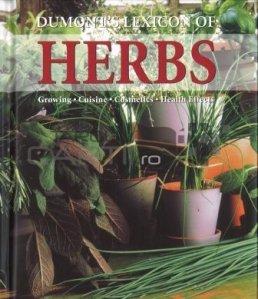 Dumont's Lexicon of herbs