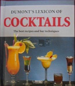 Dumont's Lexicon of cocktails