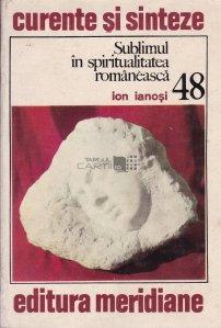 Sublimul in spiritualitatea romaneasca