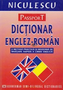 Passport dictionar englez-roman