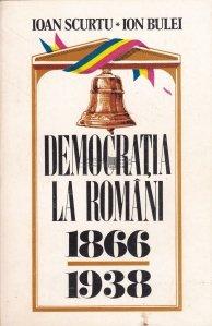 Democratia la Romani 1866-1938