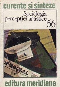 Sociologia perceptiei artistice