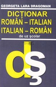 Dictionar roman-italian, italian-roman de uz scolar