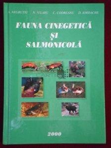 Fauna cinegetica si salmonicola