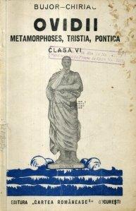 Ovidii metamorphoses, tristia, pontica