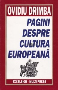 Pagini despre cultura europeana