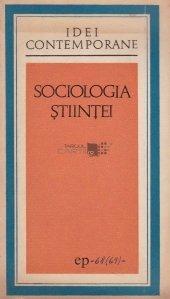 Sociologia stiintei