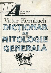 Dictionar de mitologie generala