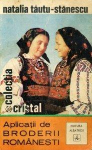 Aplicatii de broderii romanesti