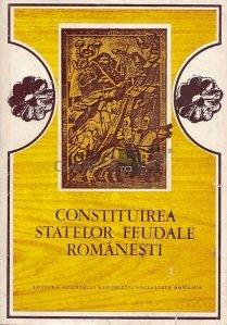 Construirea statelor feudale romanesti