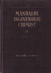 Manualul inginerului chimist
