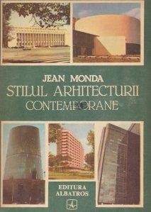 Stilul arhitecturii contemporane
