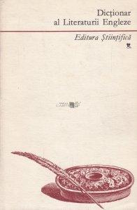 Dictionar al literaturii engleze