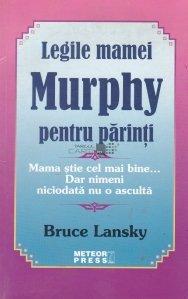 Legile mamei Murphy pentru parinti