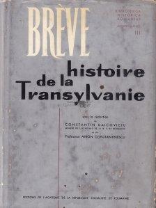 Breve histoire de la Transylvanie