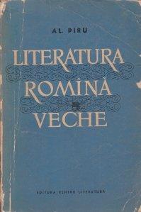 Literatura romina veche