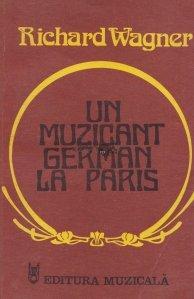 Un muzicant german la Paris